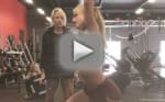 Britney Spears Workout Video