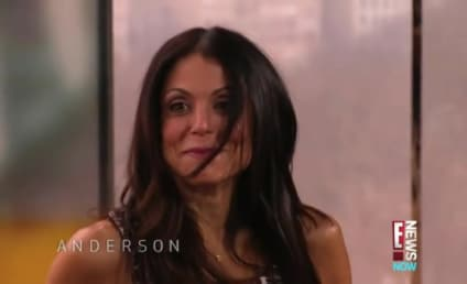 Bethenny Frankel Bares Booty on Anderson [Video]