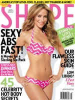 Jennifer Love Hewitt Shape Cover