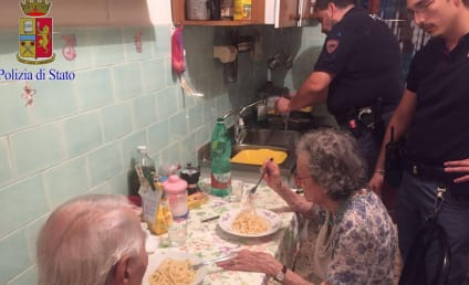 Rome Police Cook Pasta for Elderly Couple: Find Out Why!