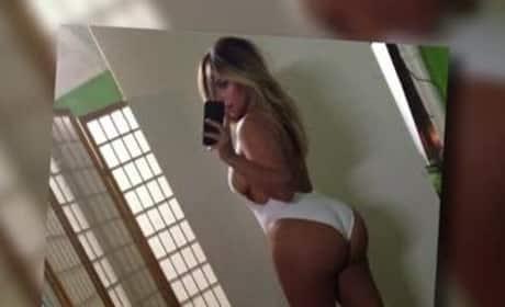 Kim Kardashian Swimsuit Reveal