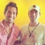 Zak Waddell and Nate Hartsock