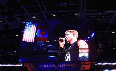 Brett Young Destroys National Anthem, Possibly Career in General