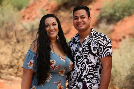 Kalani and Asuelu on 90 Day Fiance