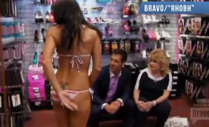 The Real Housewives of Beverly Hills Recap: Carlton Goes Sex Shopping