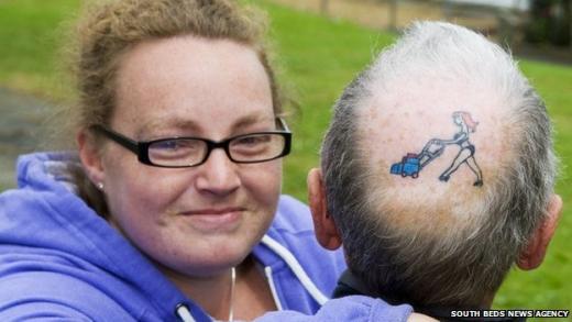 British Man Tattoo