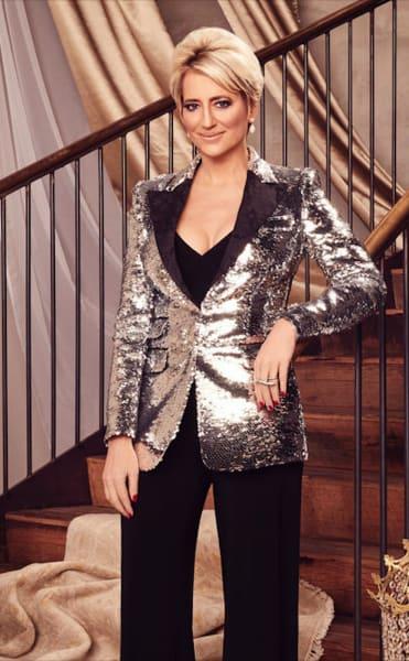 Dorinda Medley Promotes RHONY Season 12