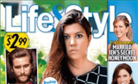 Kourtney Kardashian Pregnant Once AGAIN?