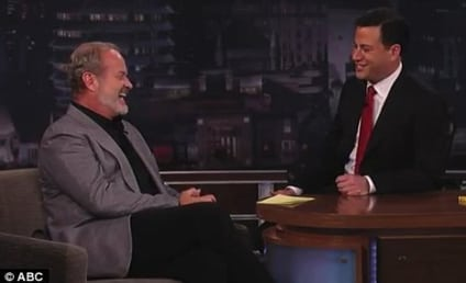 """Kelsey Grammer Speaks on """"Magical"""" Night with Kayte Walsh"""