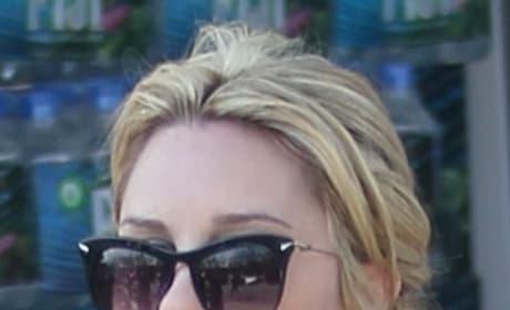 Amanda Bynes' Face