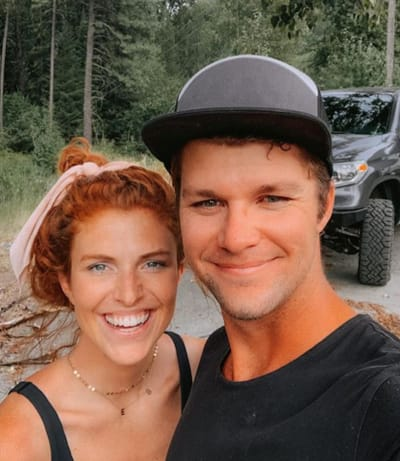 Audrey y Jeremy juntos