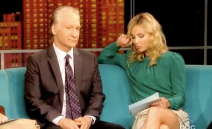 Elisabeth Hasselbeck vs. Bill Maher: Fight! Fight! Fight!