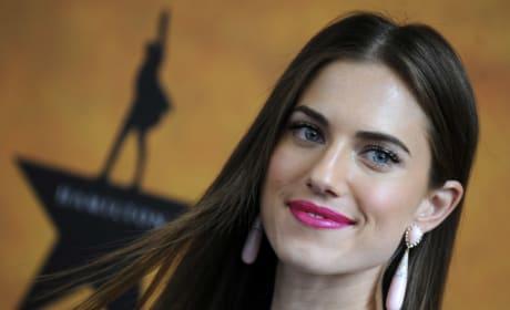 Gorgeous Allison Williams