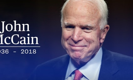 John McCain Dies; War Hero, U.S. Senator Was 81