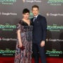 Ginnifer Goodwin & Josh Dallas: 'Zootopia' Premiere