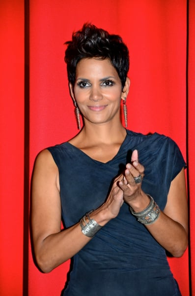 Halle Berry in Germany