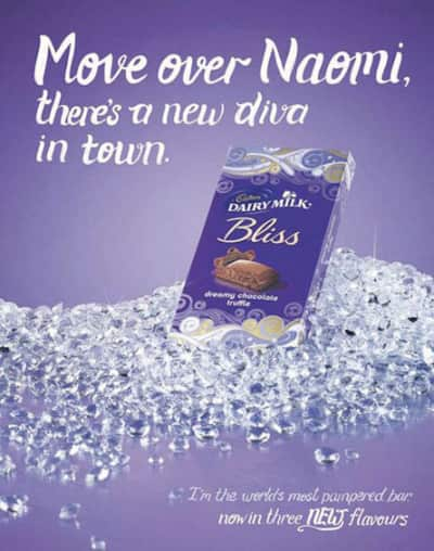 Cadbury Chocolate Ad