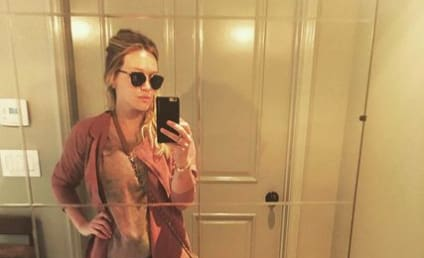 "Hilary Duff Criticized For ""Inappropriate"" Outfit on Instagram"