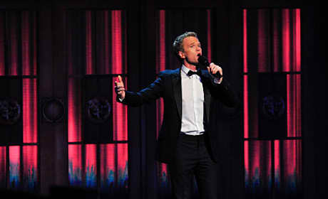 Neil Patrick Harris at the Tony Awards