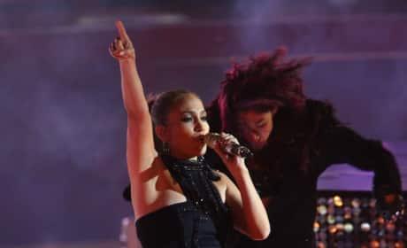 Jennifer Lopez in Germany