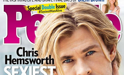 Chris Hemsworth: People's Sexiest Man Alive 2014!