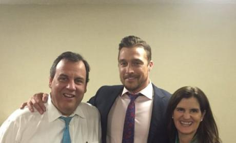 Chris Christie and Chris Soules
