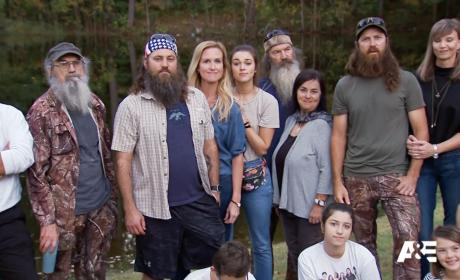 Duck Dynasty Says Goodbye