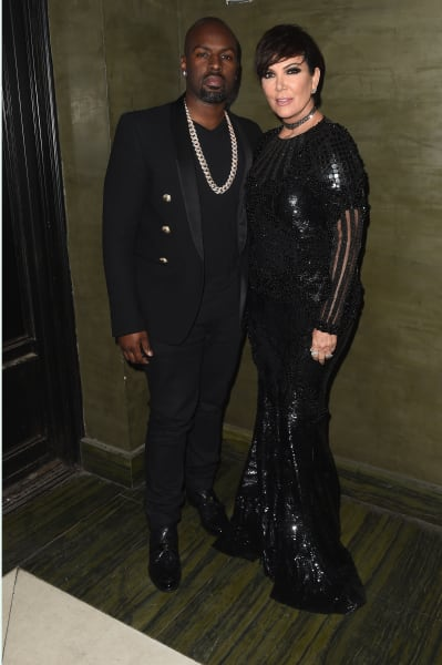 who is kris jenner dating august 2018