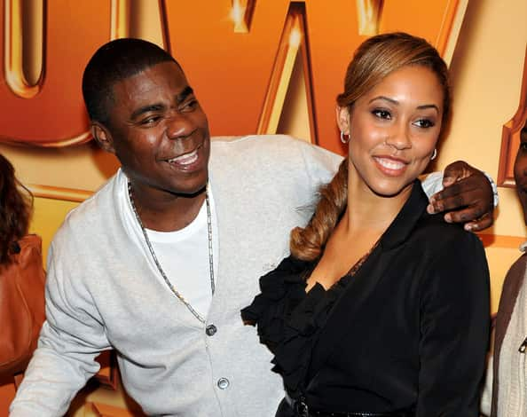 """Tracy Morgan on the Mend, Showing """"Signs of Improvement ..."""