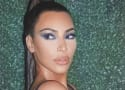 Kim Kardashian Posts Picture of Shaved Vagina