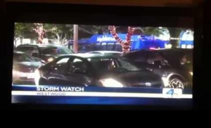 Los Angeles Reporter Breaks Huge News: It's Raining!!!