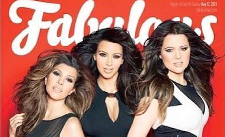Kardashian Fabulous Cover