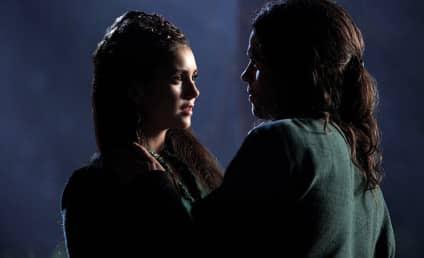 The Originals First Photos: Nina Dobrev as Tatia!