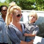 Jayden and His Mom