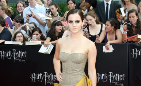 Which look do you like better on Emma Watson?
