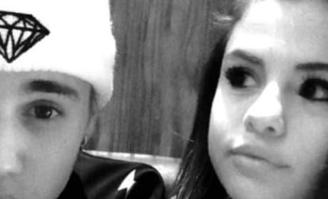Selena Gomez and Justin Bieber: Selfie Mania!