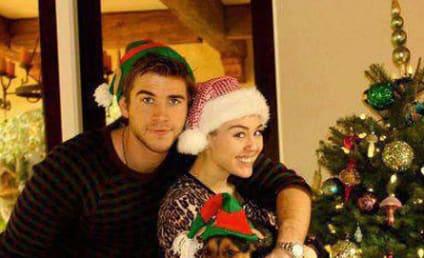 "Miley Cyrus Jams to ""Jolene,"" Keeps It Clean on Christmas"