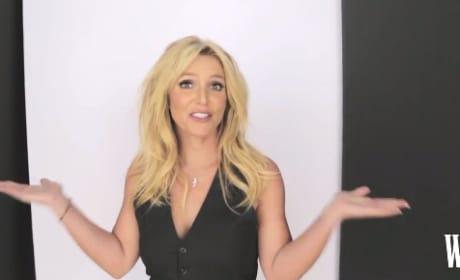 Britney Spears Women's Health Interview