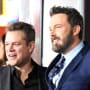 Matt Damon and Ben Affleck Together