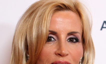 Camille Grammer: Granted Restraining Order Against Dimitri Charalambopoulos