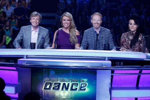 Here Are Your Judges!