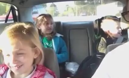 "Cutest Family Ever Sings ""Bohemian Rhapsody"" on Way to School"