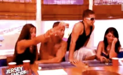 Jersey Shore, a.k.a. Guido Beach, Premieres on MTV
