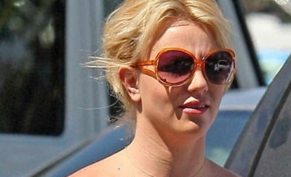 Britney Spears Returns Home, Goes Taliban Style; Lynne Spears, Jamie Lynn Spears Party in Las Vegas