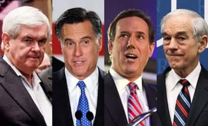 Mitt Romney Wins GOP Wyoming Caucus