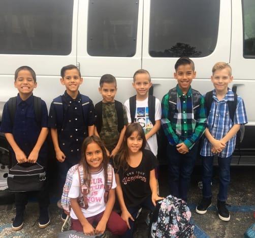 Natalie Suleman Sends Her Octuplets Back to School