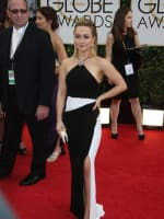 Hayden Panettiere at 2014 Golden Globes