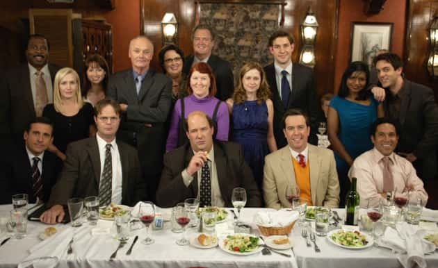 Cast of The Office 2009