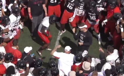 Texas Tech Football Players Kick Off Practice with Epic Dance-Off