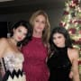 Caitlyn Jenner, Kylie and Kendall